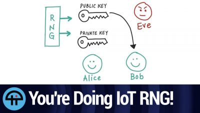 You're Doing IoT RNG!