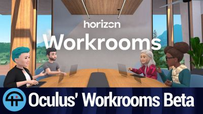 Trying Out Oculus' Horizon Workrooms