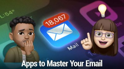 Master Your Email With These iPhone Apps