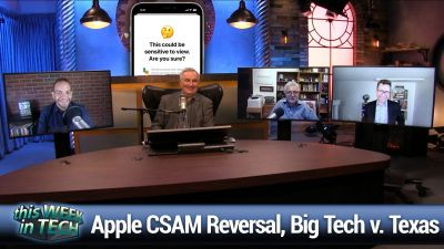 A Faster Horse - Apple's CSAM reversal, Big Tech pushback in Texas, a spying Lightning cable