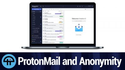 ProtonMail and Anonymity