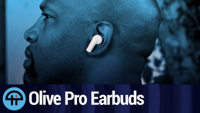 Better Hearing With Olive Pro Earbuds