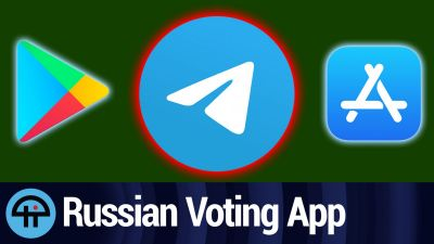 Russian Voting App Removed