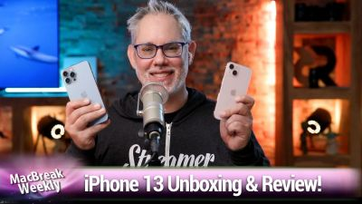 iPhone 13 unboxing and review, iOS 15 review, Ted Lasso