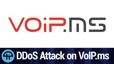 DDoS Attack on VoIP.ms
