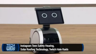 Instagram Teen Safety Hearing, Solar Roofing Technology, Twitch Hate Raids