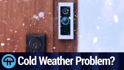 Why Cold Weather Is a Problem for Ring Doorbells