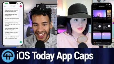 App Caps: HomeDevices & Rogervoice