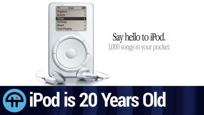 TWiT Clip: The iPod is 20 Years Old