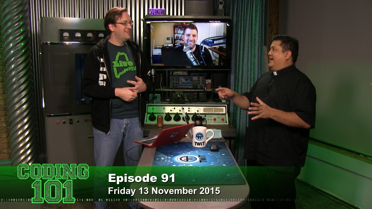 C101 91: Streaming with the TWiT API