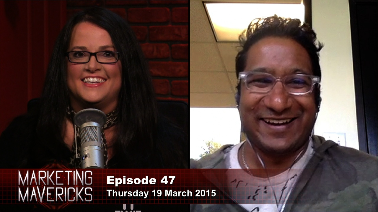MM 47: Chute Co-Founder Gregarious Narain - Solving problems with content.