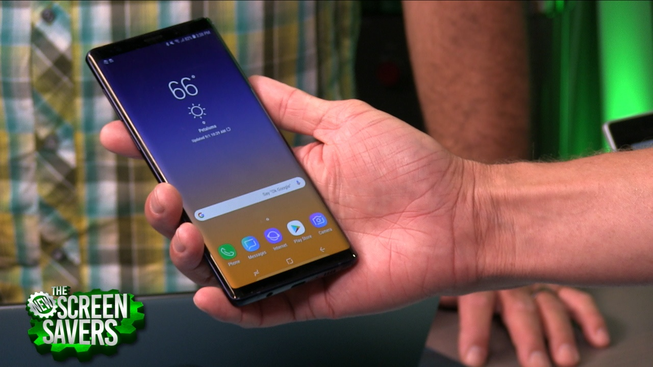 TNSS 172: Hands-On With the Samsung Galaxy Note9