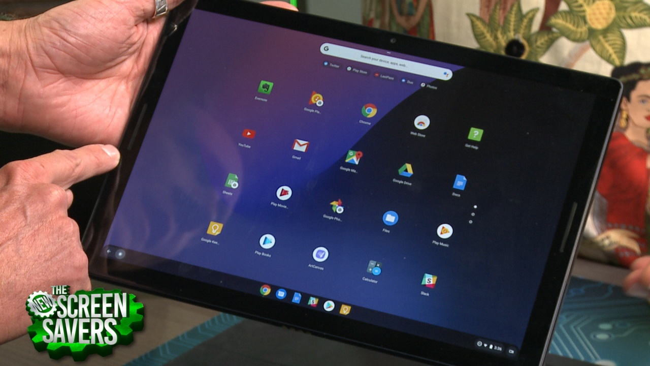 TNSS 186: Hands-On with the Google Pixel Slate Chrome OS Tablet