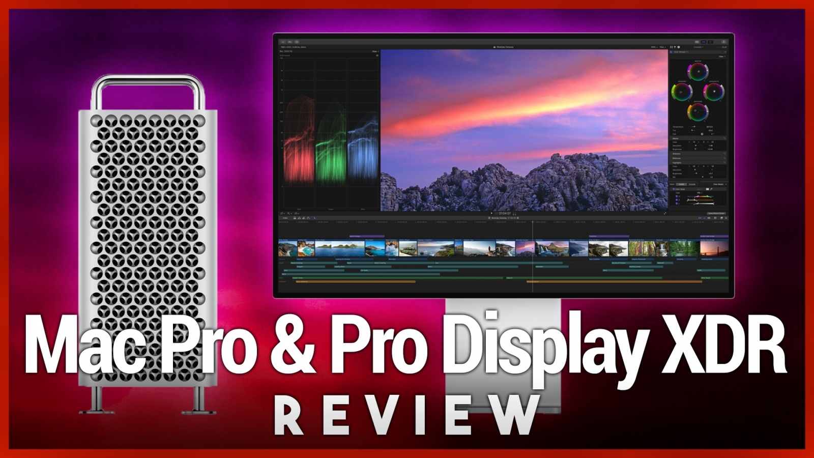 Hands-On Tech: Apple Mac Pro & Pro Display XDR Review