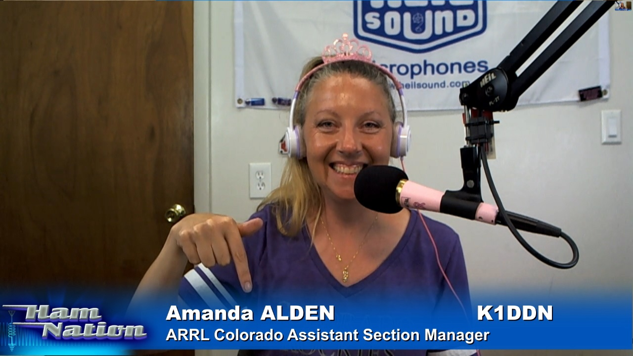 HN 458: Gordo's VHF Contest Propagation Report - Amanda Alden Appointed ARRL Colorado Assistant Section Manager