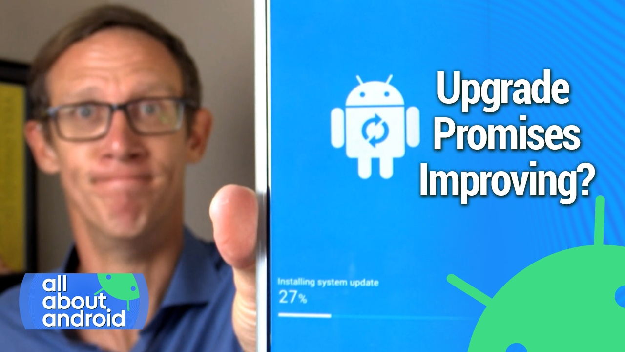 AAA 486: Upgrade Promises Are Improving - Samsung and Microsoft's upgrade commitments, Surface Duo release date, OxygenOS 11 redesign