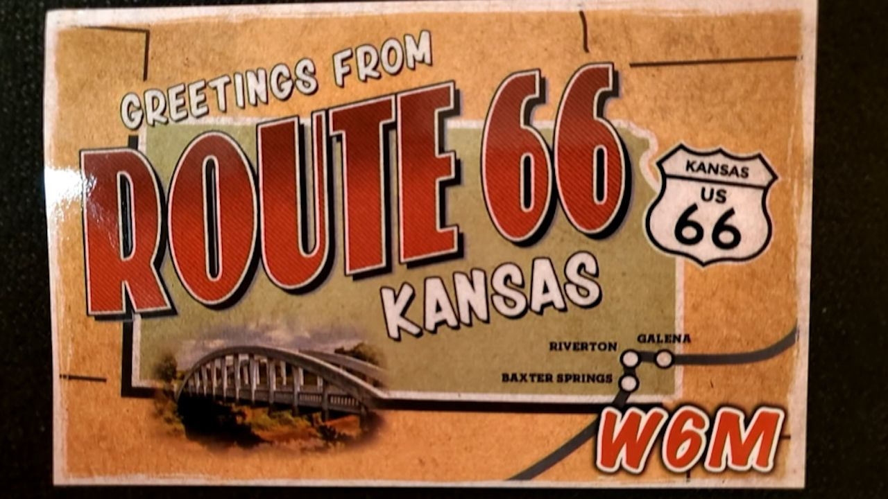 HN 469: Route 66 On The Air Special Event - Quartzfest changes, Bob's new dipole, Route 66 W6M