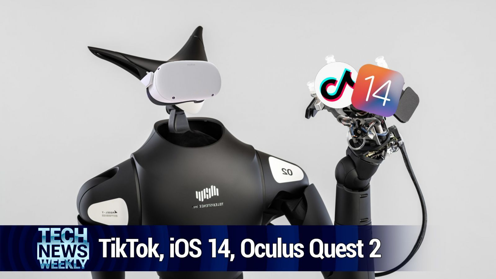 TNW 151: Facebook's VR Quest - TikTok, iOS 14, and Oculus Quest 2 & PlayStation