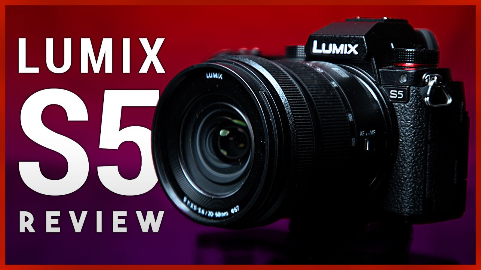 Panasonic Lumix S5 Review - Mirrorless Camera With 10-Bit 4K 60p Recording