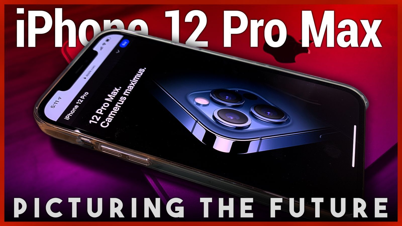 iPhone 12 Pro Max Review - Apple Still Ahead of the Curve?