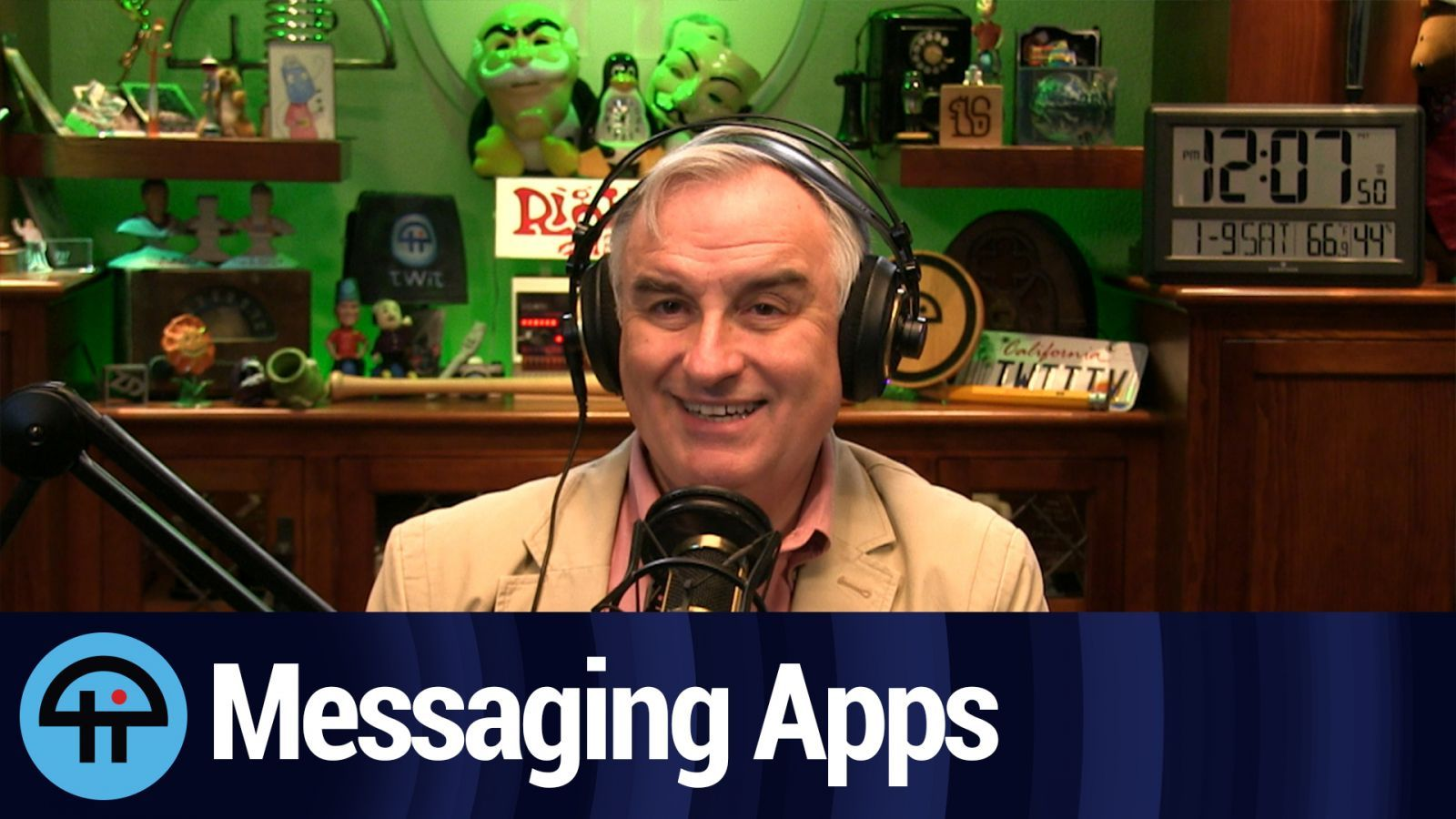 Private Messaging Apps | TWiT Bits