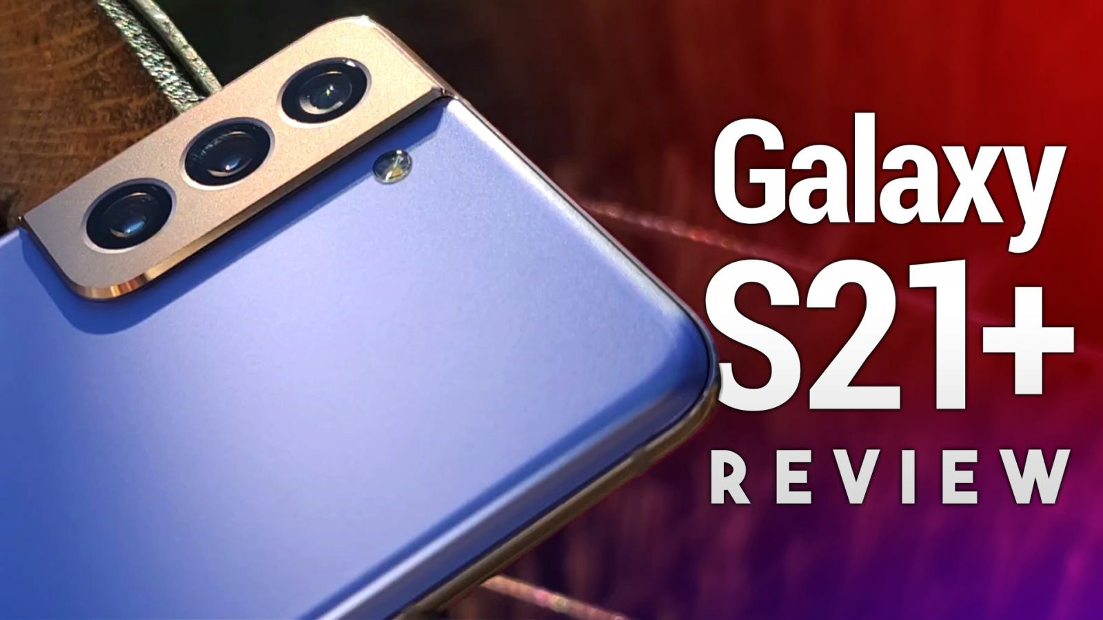 Samsung Galaxy S21+ Review - Worth the Trade-Offs?