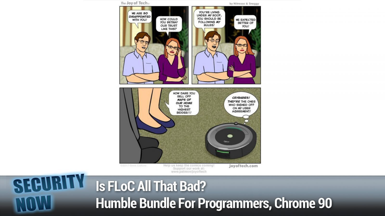 Is FLoC All That Bad?, Humble Bundle For Programmers, Chrome 90