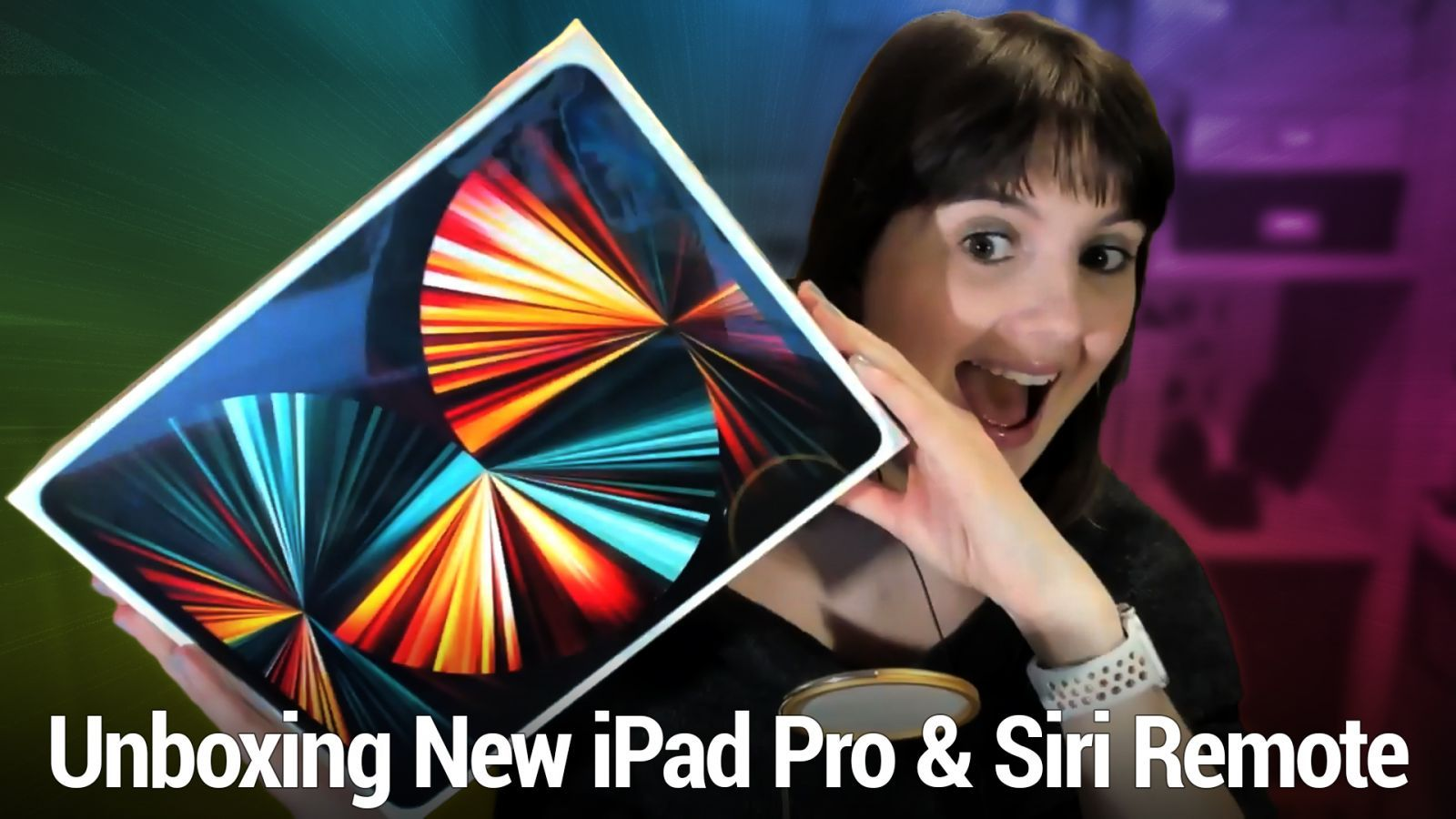 iOS 550: Unboxing the New iPad Pro & Siri Remote - Hands-on with Apple's newly launched products