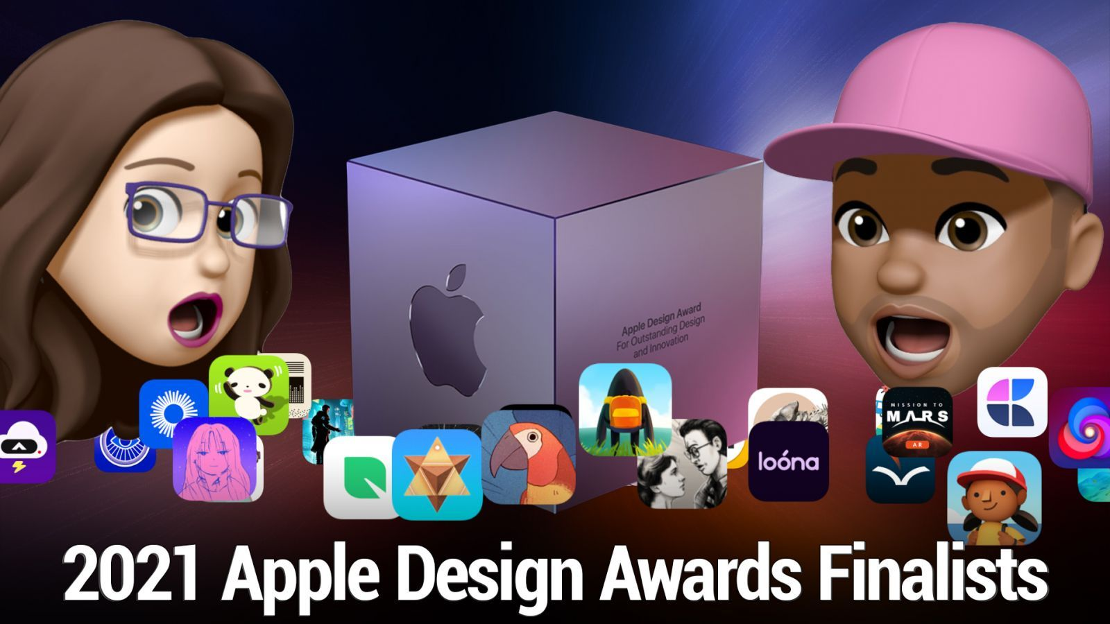 Apple Design Awards Finalists - Little Orpheus, Wonderbox, CARROT Weather, Genshin Impact, and more