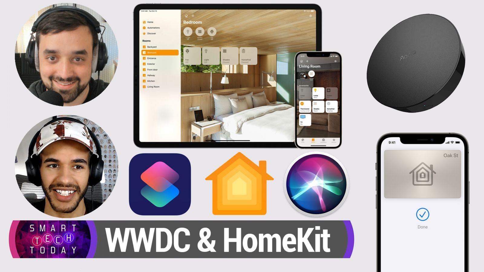 The WWDC Smart Home