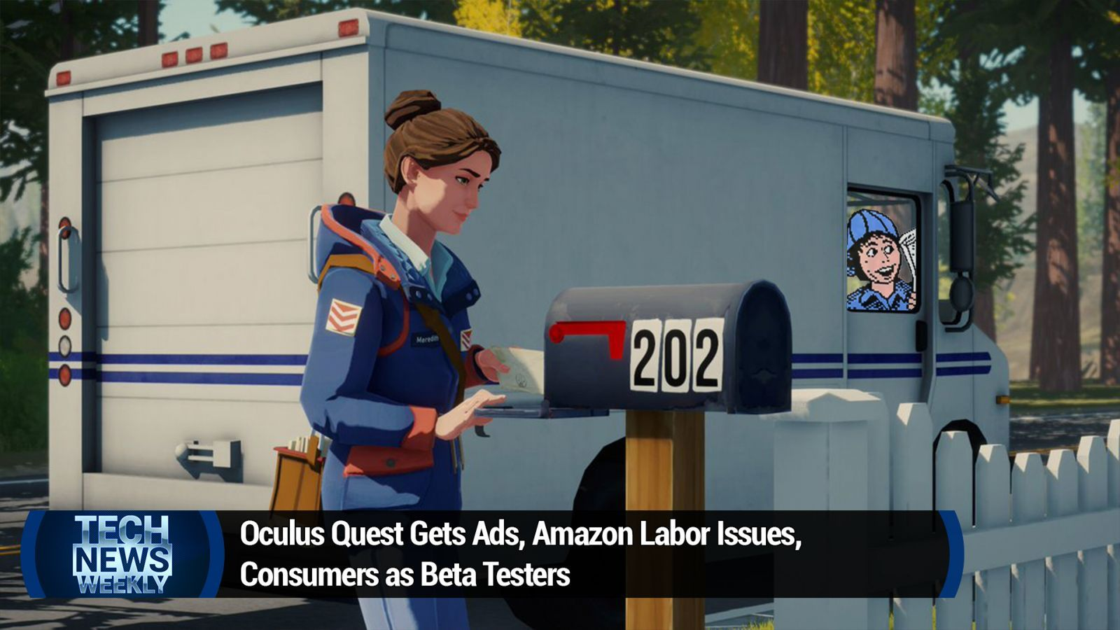 Oculus Quest Gets Ads, Amazon Labor Issues, Consumers as Beta Testers