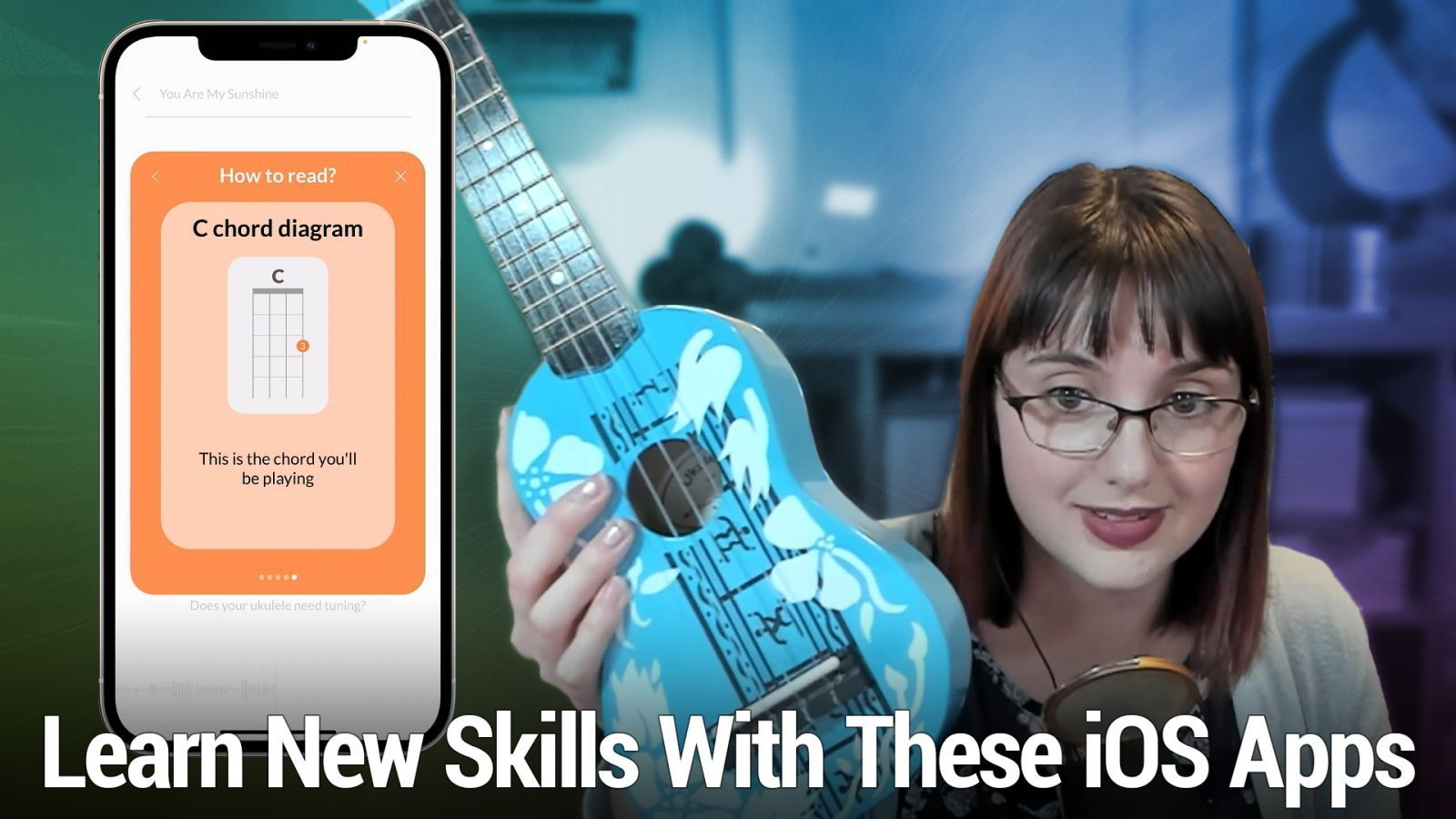iOS 554: Learn New Skills With These iOS Apps - Kitchen Stories, Astound, Ukulele, Puppr, and more