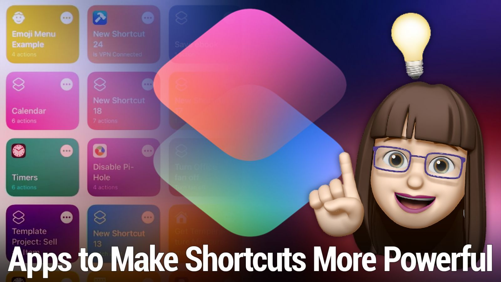 Make Shortcuts More Powerful With These Apps