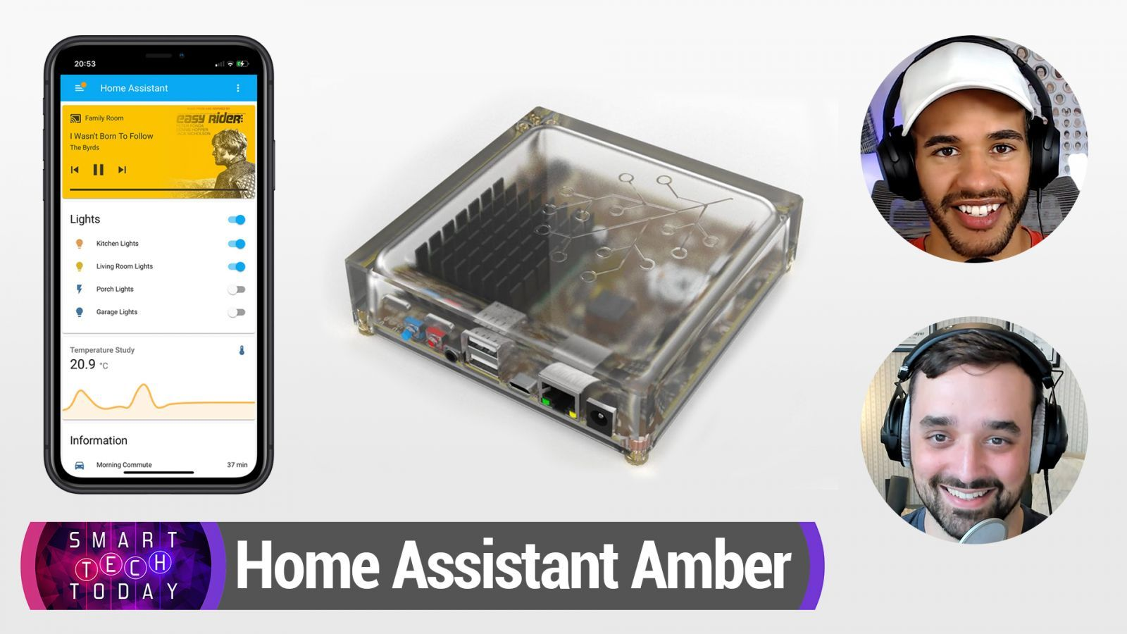Home Assistant in a Box