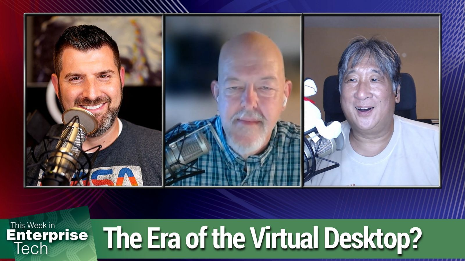 Paying the ransomware piper, security spending, and is it the era of the virtual desktop?
